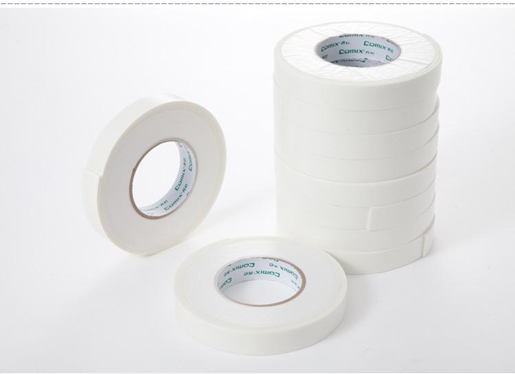 齐心 PM2405-10 双面泡棉胶带