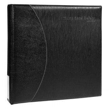 齐心 A1612 易分类大容量商务名片册 3孔夹480枚