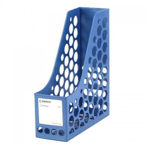 齐心 A1083 资料架/文件框 单格大容量
