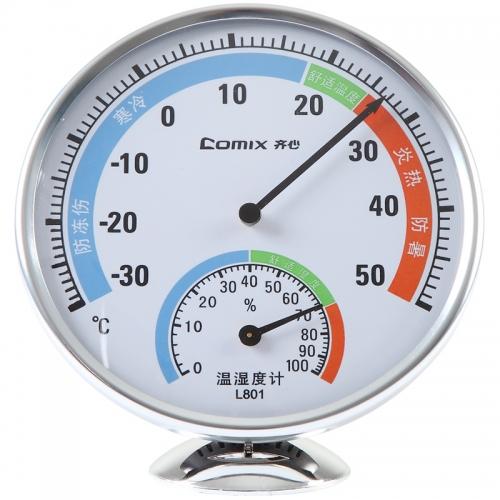 新万博 L801 多用途指针式温湿度计