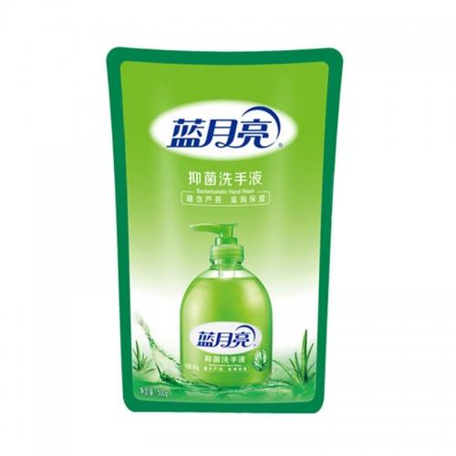 蓝月亮 芦荟抑菌洗手液(补充装) 500g/袋