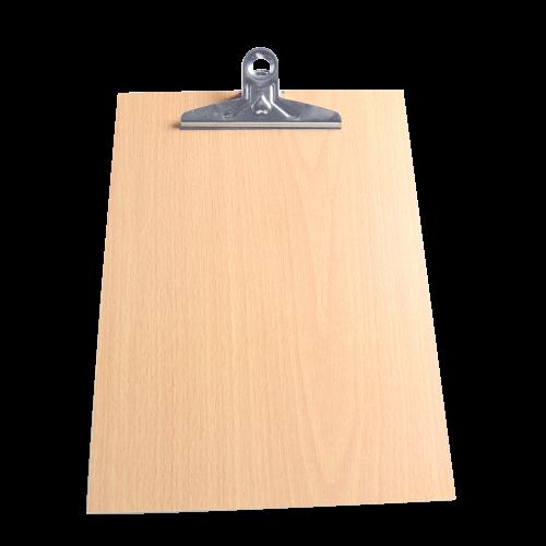 木板夹 A4