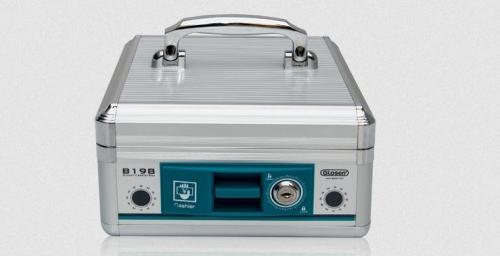 金隆兴B198多功能铝合金收银箱