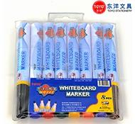 东洋8支装白板笔套装 WB-528
