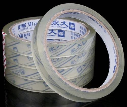 永大大口径透明胶带 12mmX32m