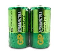 超霸碳性电池 2号