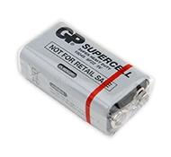 超霸9V电池1604S