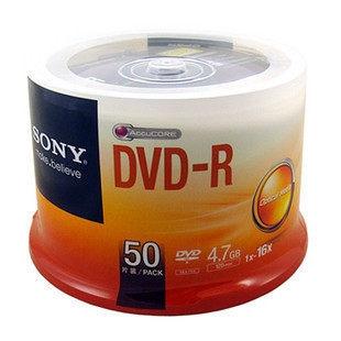 索尼/ SONY DVD-R 刻录光盘