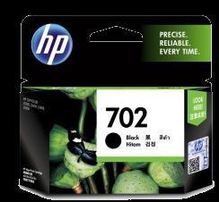 HP惠普CC660AA 702 黑墨盒