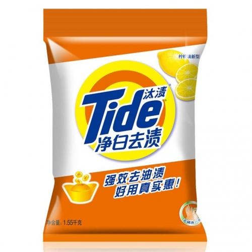 汰渍 净白去渍无磷洗衣粉 1.55kg